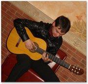 Уроки игры на гитаре. Максим Карташов