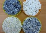 Мраморный щебень,  микрокальцит,  цементы,  природный камень