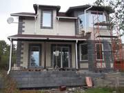 Строительство  дома из теплоблока ВЫГОДНО!