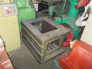 Стол- тумба с Т-образными пазами к станку 2М55