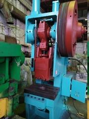 Кривошипный механический пресс КД 2128К(усилие 63т)