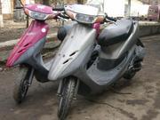 Скутер японский продаю Honda Dio Без пробега по рф