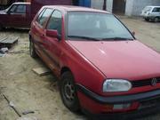 Продаю Volkswagen 3,  1993г.в.,  красн