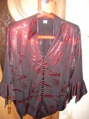 Продам блузку на новый год