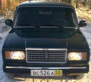 Продам автомобиль ваз-2107, 2007гв,